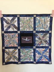 Doctor Who Quilt
