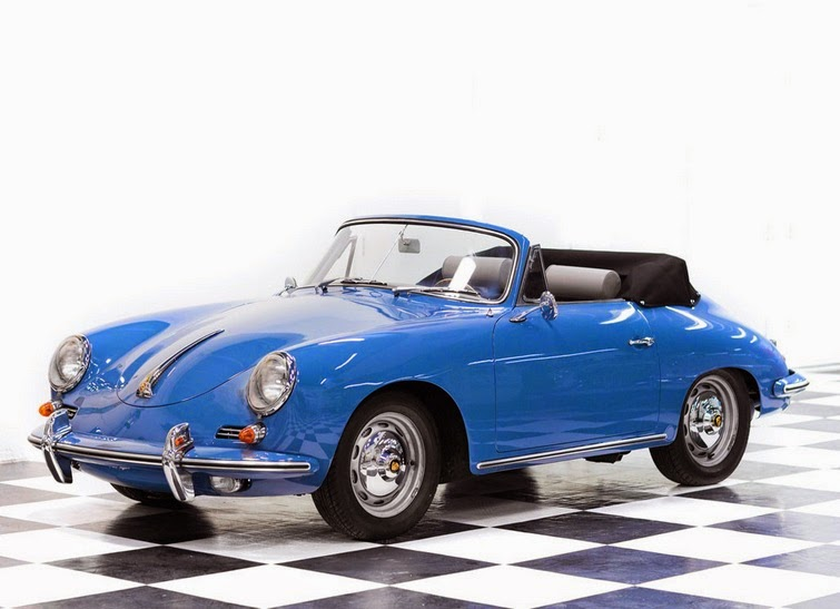 world of classic cars porsche 356 b 1600 super cabriolet by reutter 1961 world of classic cars. Black Bedroom Furniture Sets. Home Design Ideas