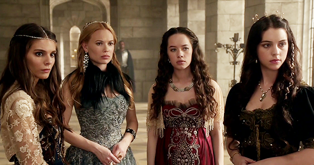 reign tv series episode guide