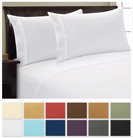 Queen Bed Sheet Set Walmart
