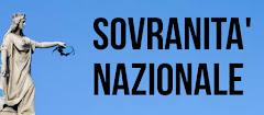 Per la Sovranità Nazionale!