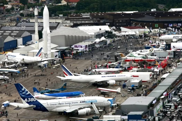 Paris Air Show. ZonaAero