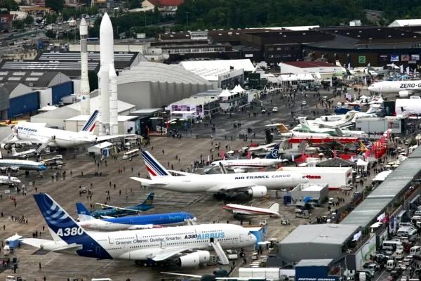 Paris Air Show. ZonaAero