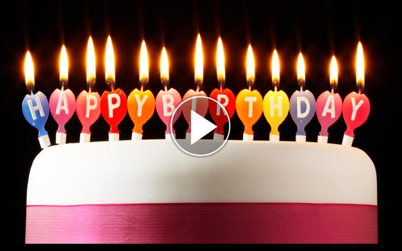 videos de cumpleaños
