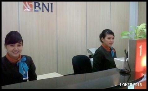 Loker Bank 2015, Info kerja BUMN, Peluang karir BNI