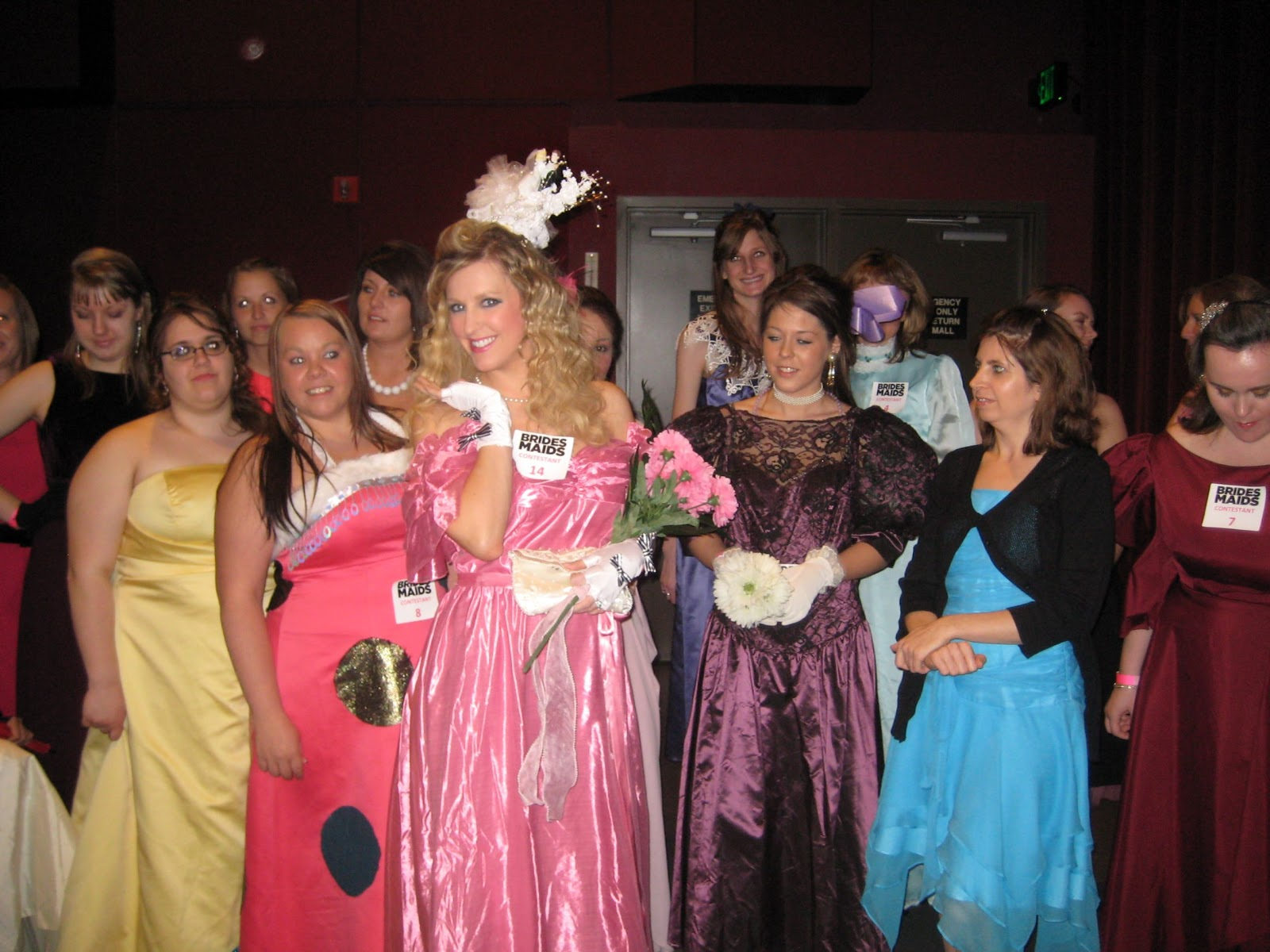 Love jenny xoxo ugliest bridesmaids dress contest ugliest bridesmaids dress contest junglespirit Gallery