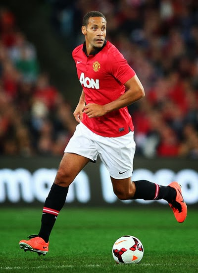 Rio Ferdinand Man Utd Defender Profile