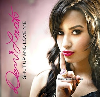 Demi Lovato - Shut Up and Love Me lyrics 2012
