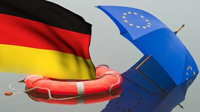 la proxima guerra salvavidas flotador alemania union europea salir del euro