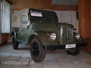 Romanian Car ARO IMS-57 model