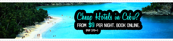 Cheap Hotels in Cebu