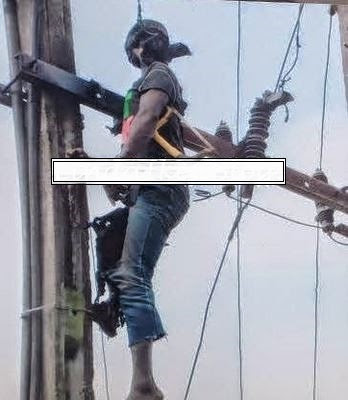 man electrocuted to death in calabar