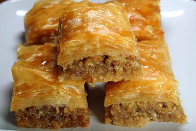 Ramadan special recipes for dessert best holiday pictures baklava may be served throughout the year but is also a common dessert during ramadan forumfinder Images