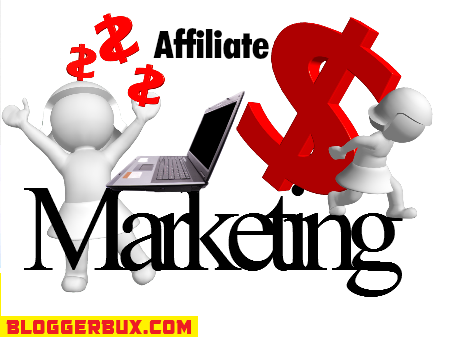 BloggerBux 50 ways to make money online on affiliate marketing