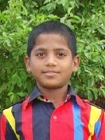 Kalpesh (IN-905) - India, Age 12