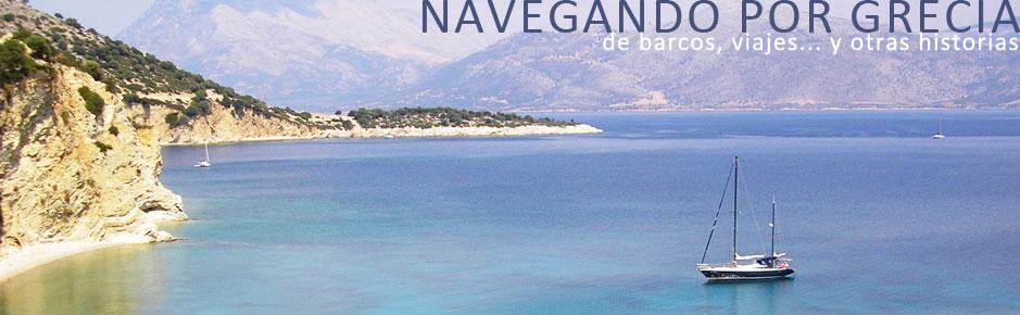 Navegando  por Grecia