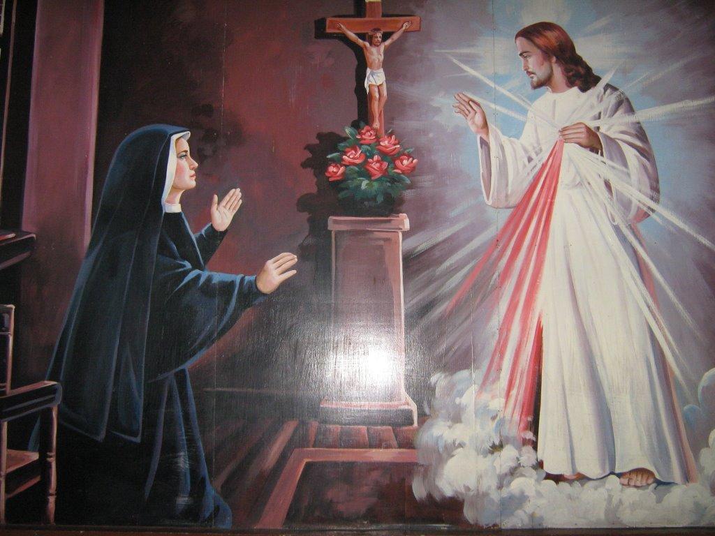 Rosario de la Misericordia. Hermanas misioneras catequistas de San José.
