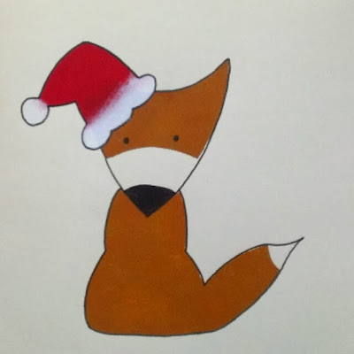 Miss Chaela Boo - Christmas Fox