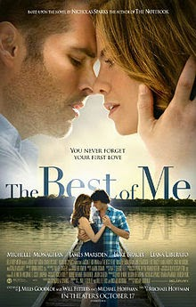 The Best of Me (2014) English Movie Poster