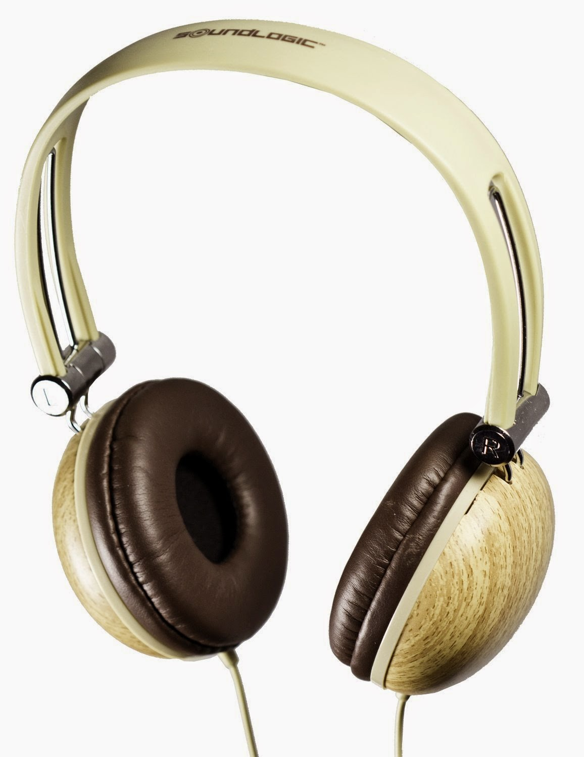 Amazon: Buy SoundLogic Wooden Over-the-ear Headphone at Rs.299