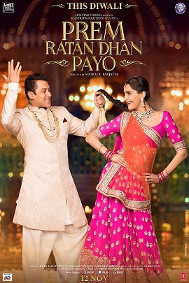 Watch Prem Ratan Dhan Payo (2015) DVDRip Hindi Full Movie Watch Online Free Download