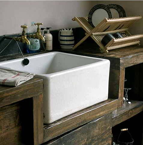 Country Farm Sink : My humble apologies for not being able to credit the origin of these ...