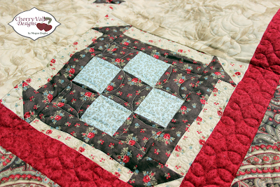 Cherry Valley Designs Essential Bed Quilt