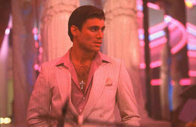 Steven Bauer as Manny Ribera, Scarface, Directed by  Brian De Palma
