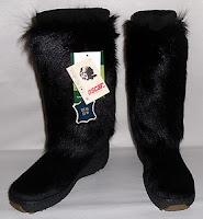 Oscar Sport Fur Boots Italy1