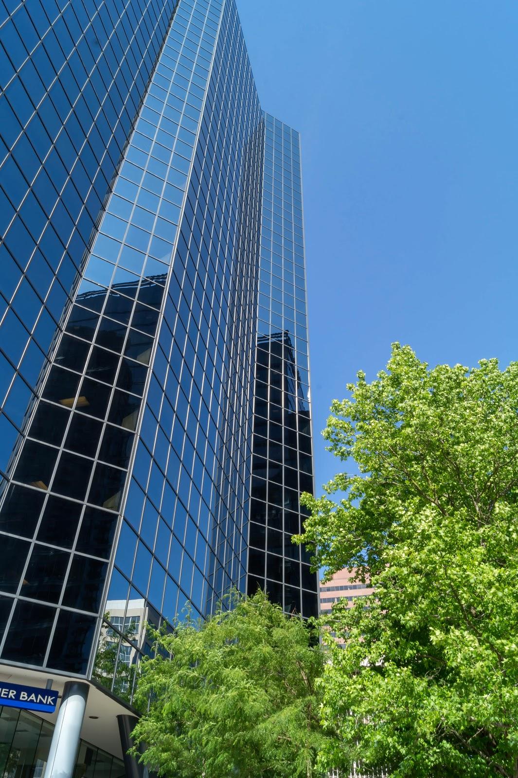 А блестящие небоскрёбы тянуться ввысь. И даже не верится, что Бельвю получил статус города каких-то 60 лет назад.