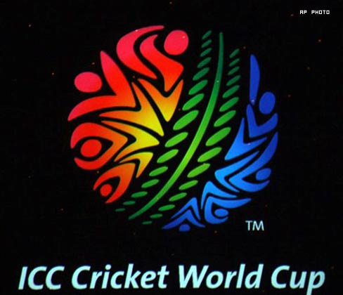 world cup cricket 2011 logo. icc world cup cricket 2011