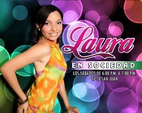 Laura En Sociedad - Programa de Tv