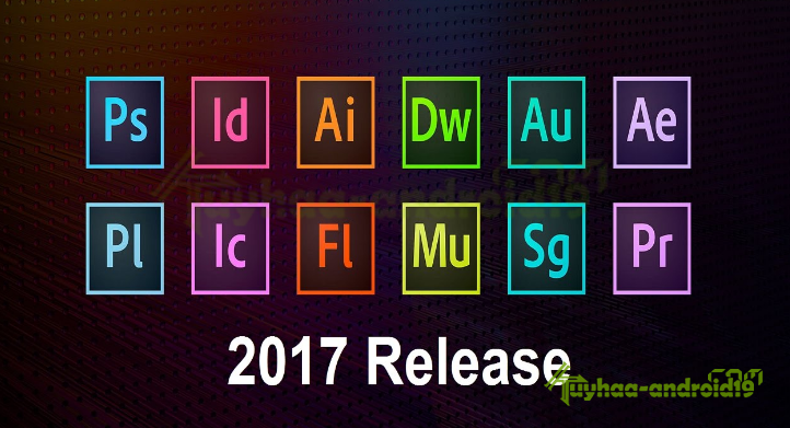 Adobe Creative Cloud master Collection 2017