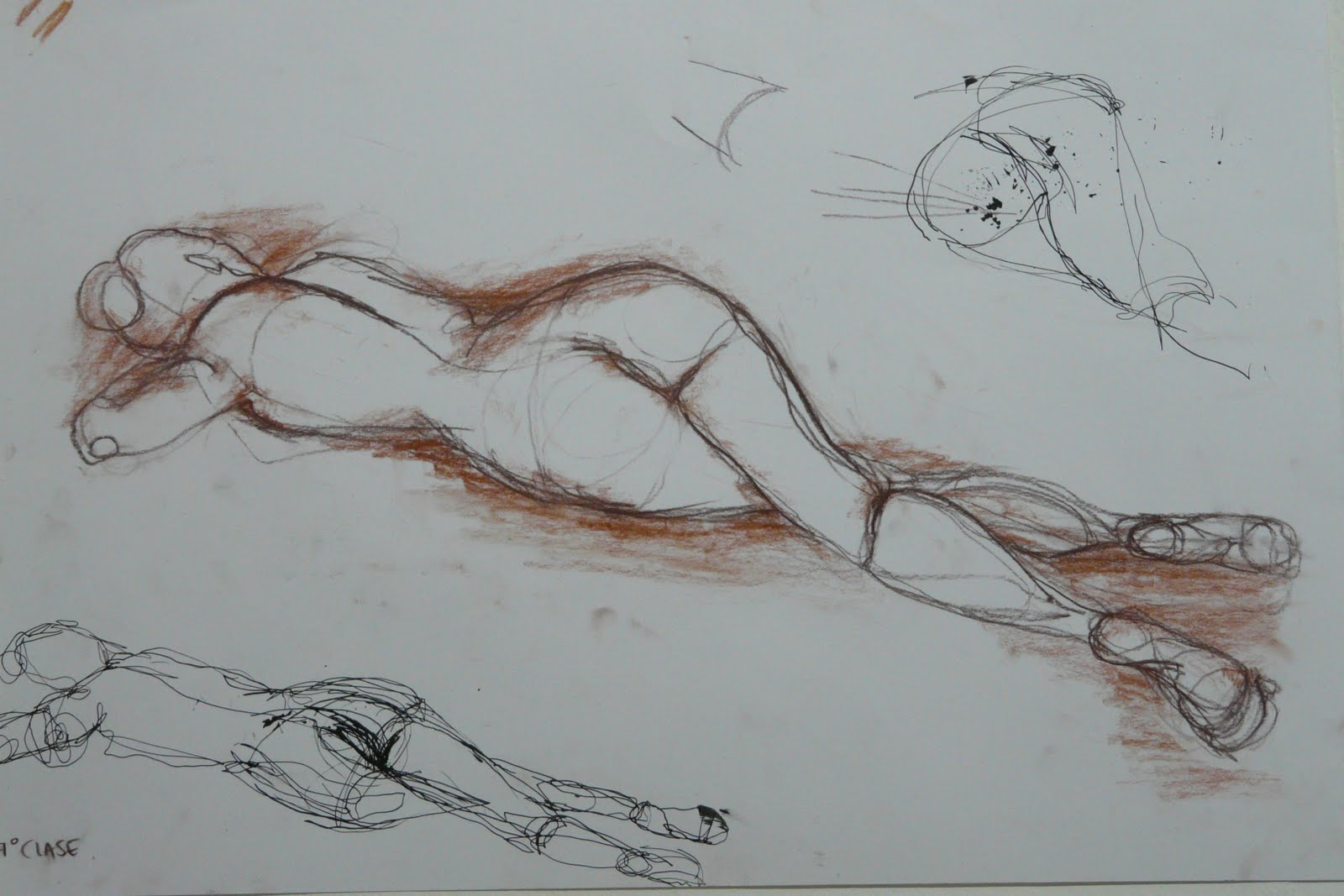 Pues el arte es la vida, pero con otro ritmo...: CUERPO FEMENINO EN ...