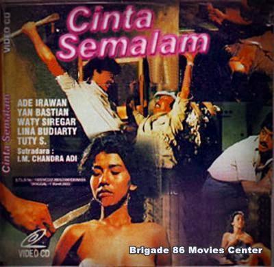 Brigade 86 Movies Center - Cinta Semalam (1983)