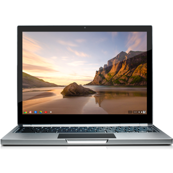 Google Launched Chromebook Pixel (Laptop)