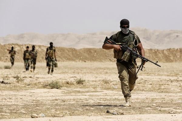 ISIS ledakkan jembatan vital di Tikrit