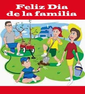 Feliz Dia de la Familia, parte 1
