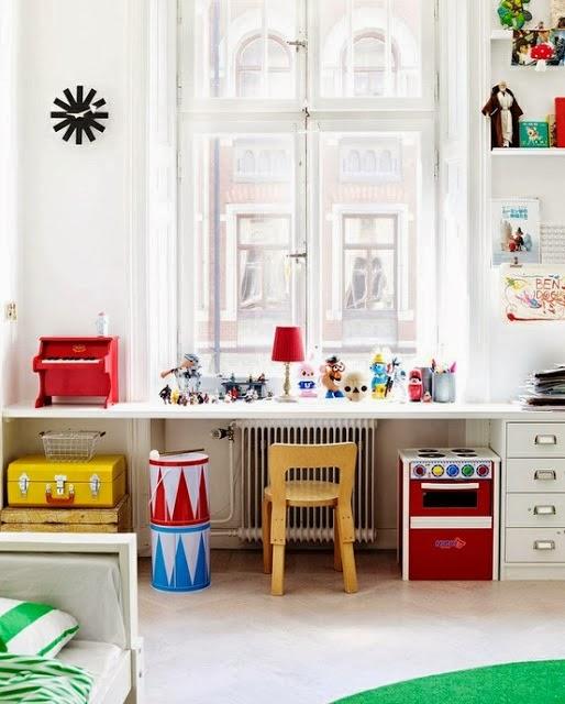 Bittelitens lille hjørne: Inspirerende barnerom!