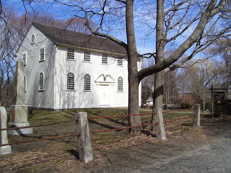 St Andrew Lutheran Church Rhode Island