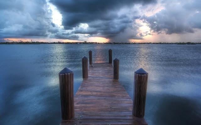 Scenery Serene Water