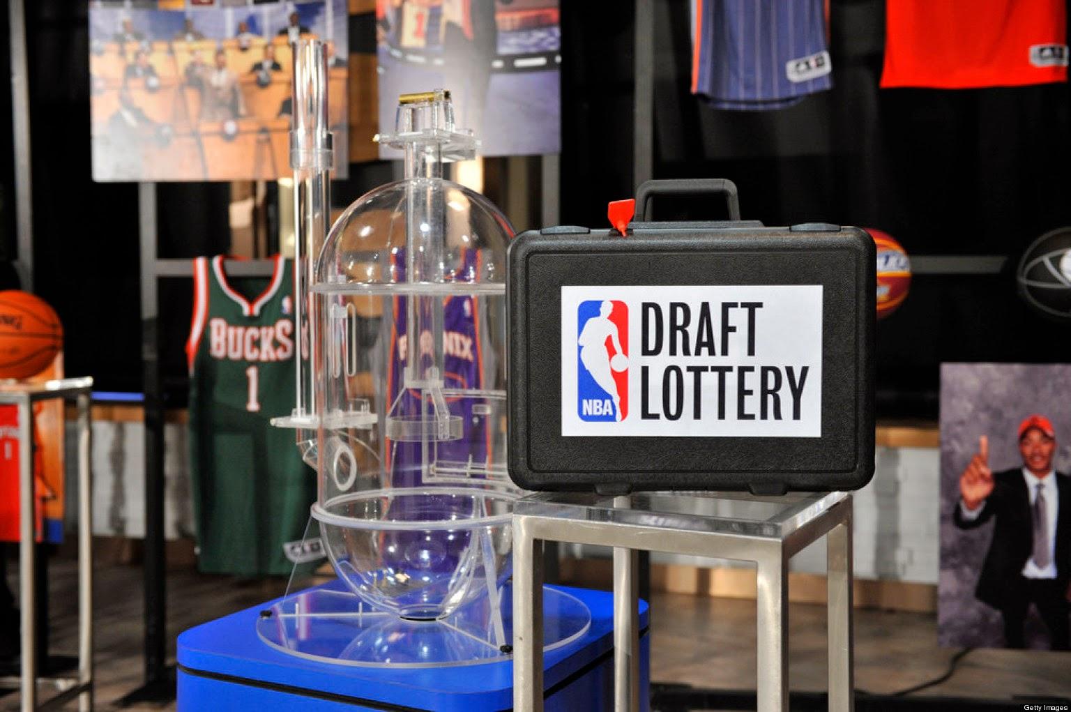 NBA Draft Lottery 2015 - La Hemeroteca NBA