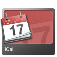 iCal tips
