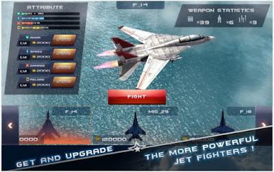 Game Pesawat Tempur Terbaik Untuk Android