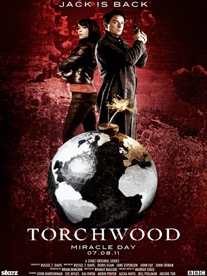 Assistir Torchwood (Legendado)
