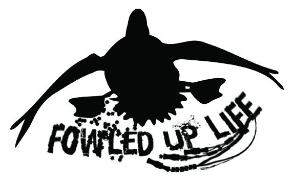 ralphsportfolio: Fowled Up Logo
