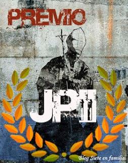 CaELuM iN tErrA RECIBE EL PREMIO JUAN PABLO II