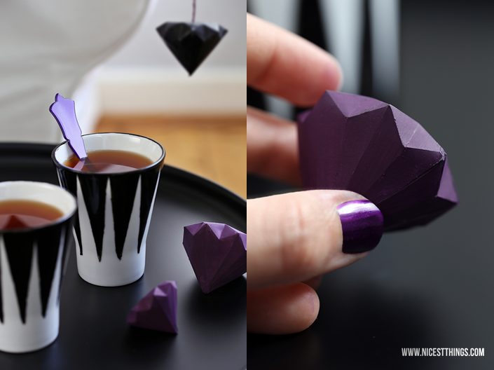 diy origami diamanten aus papier falten nicest things. Black Bedroom Furniture Sets. Home Design Ideas