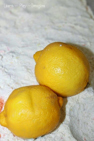 How to make lemon cloud dough.  It's invigorating and mood lifting and easy to make.  Best of all it lasts for months on end!