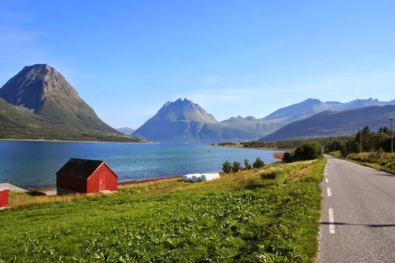 ruta carretera noruega